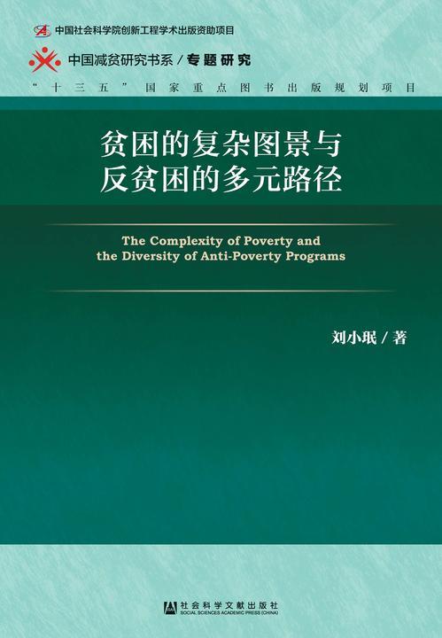 贫困的复杂图景与反贫困的多元路径