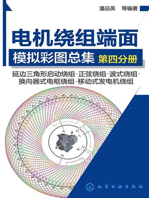 电机绕组端面模拟彩图总集.第四分册