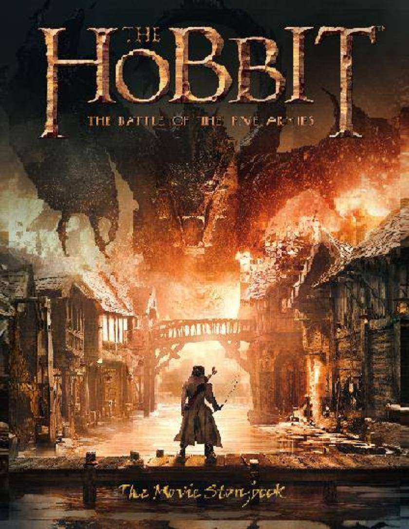 Movie Storybook (The Hobbit: The Battle of the Five Armies)