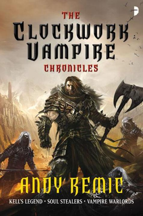 CLOCKWORK VAMPIRE CHRONICLES