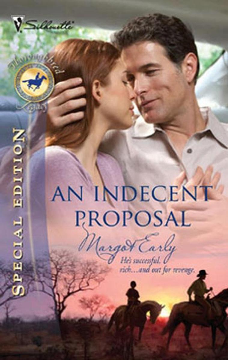 An Indecent Proposal (Mills & Boon Silhouette)