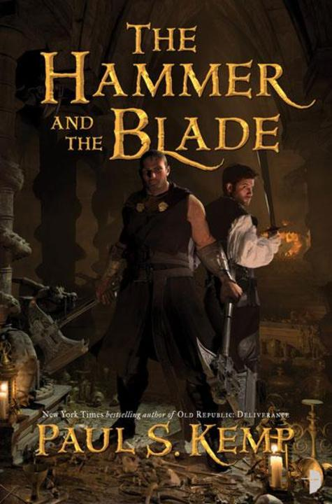 THE HAMMER & THE BLADE