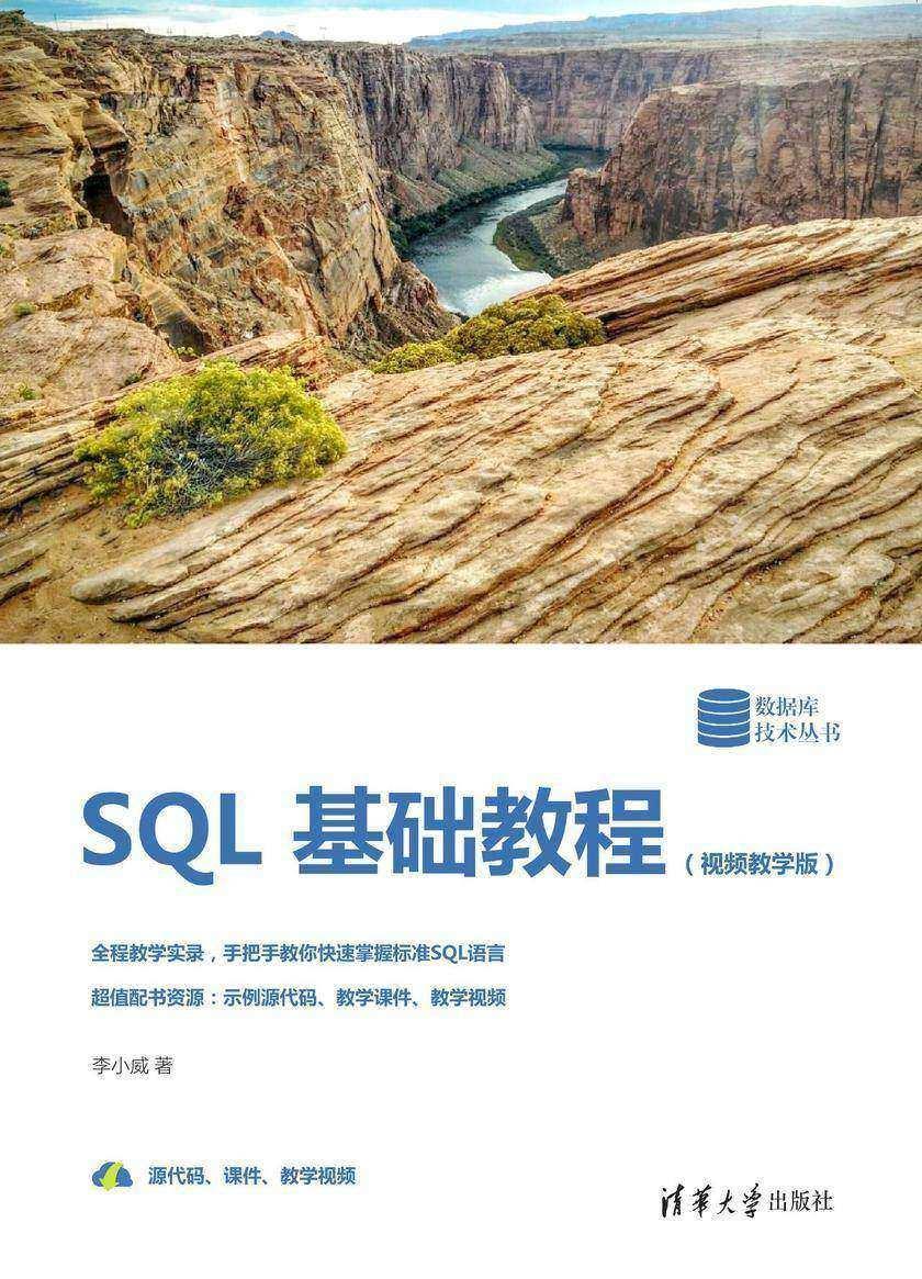 SQL基础教程(视频教学版)