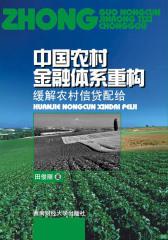 中国农村金融体系重构——缓解农村信贷配给