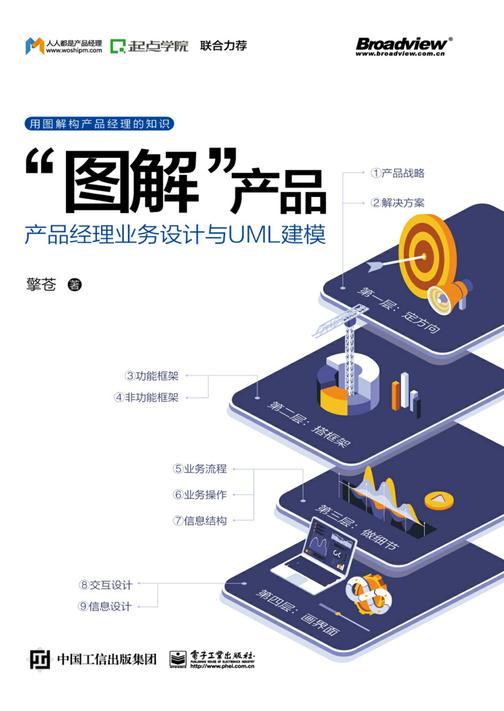 """""""图解""""产品:产品经理业务设计与UML建模"""