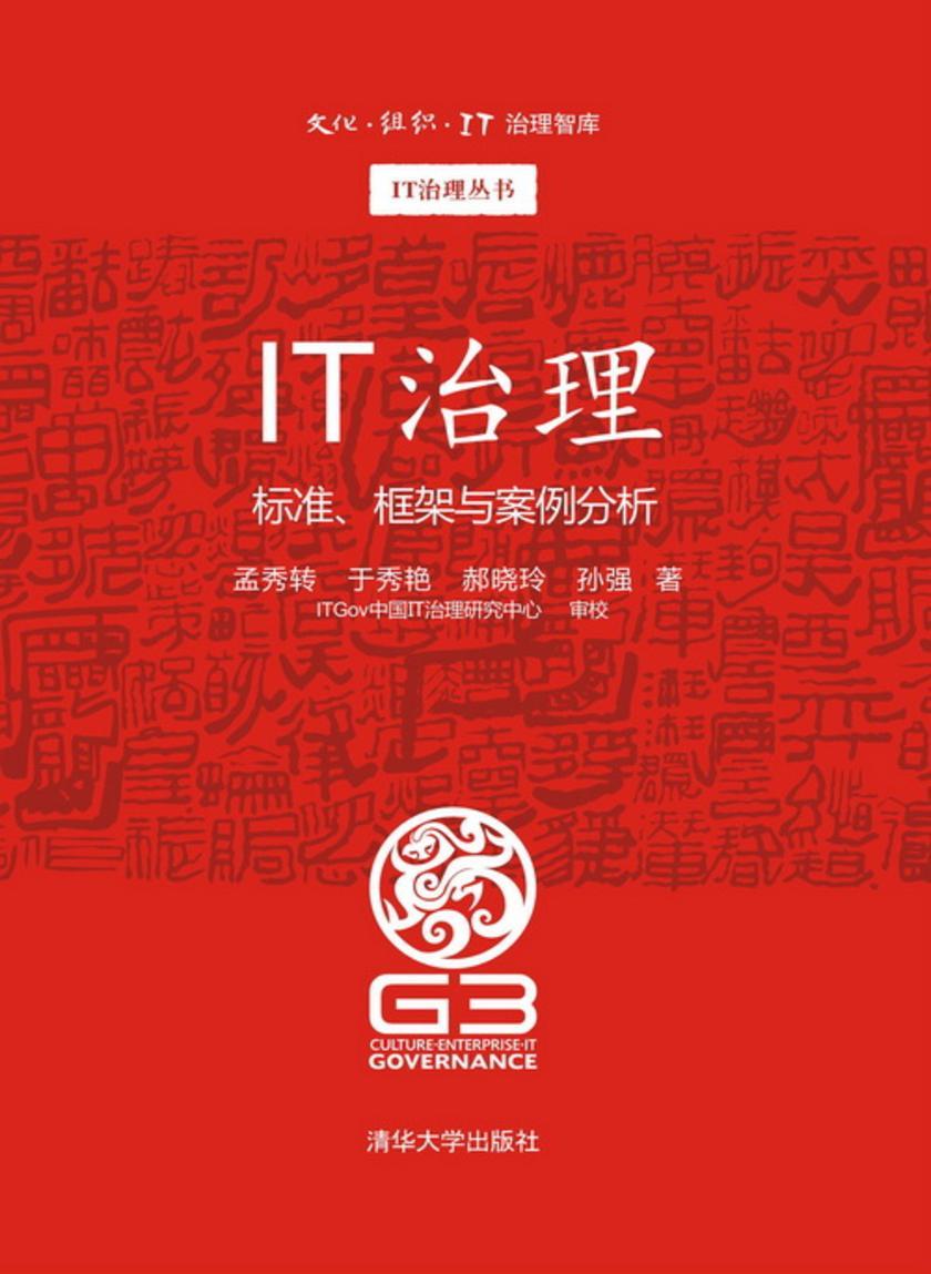 IT治理:标准、框架与案例分析(仅适用PC阅读)
