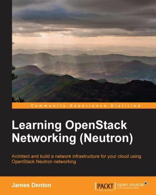 Learning OpenStack,Networking (Neutron)