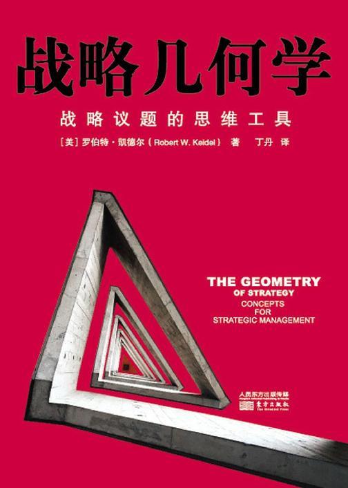 战略几何学:战略议题的思维工具