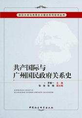 共产国际与广州国民政府关系史