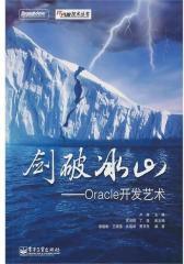 剑破冰山——Oracle开发艺术(试读本)