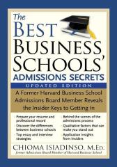 The Best Business Schools' Admissions Secrets
