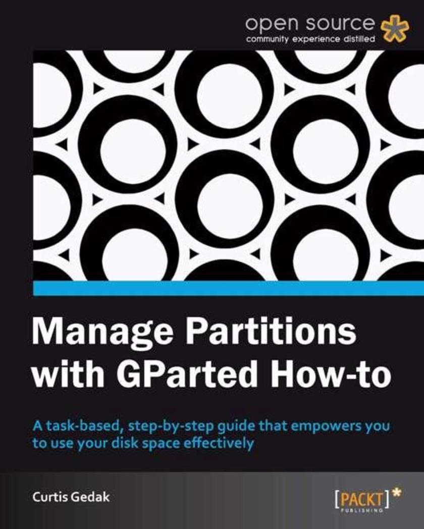 Manage Partitions with GParted How-to