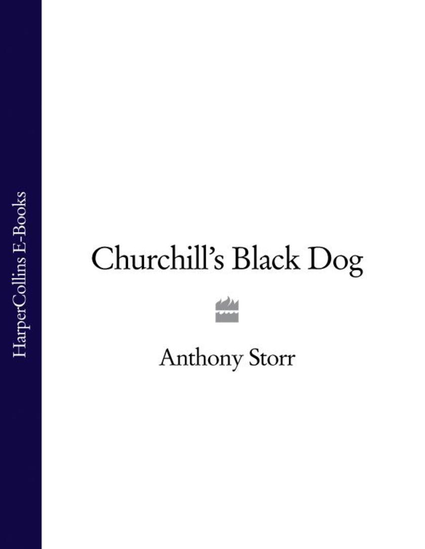 Churchill's Black Dog (Text Only)
