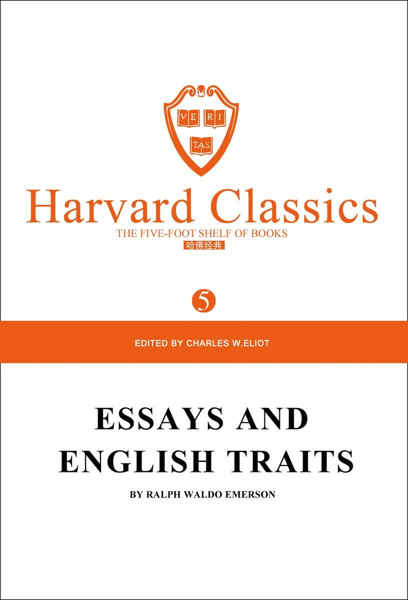 百年哈佛经典第5卷:爱默生文集(英文原版)