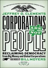 Corporations Are Not People企业非人民