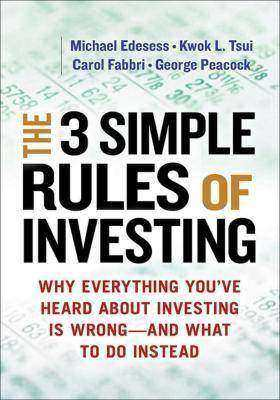 The 3 Simple Rules of Investing3个投资简律