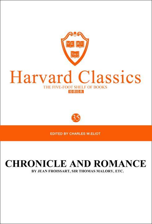 百年哈佛经典第35卷:见闻与传奇(英文原版)