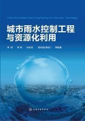 城市雨水控制工程与资源化利用