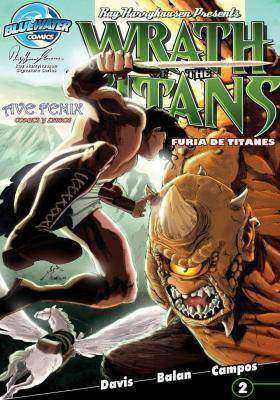 Wrath of the Titans (Spanish Edition) Vol.1 # 2