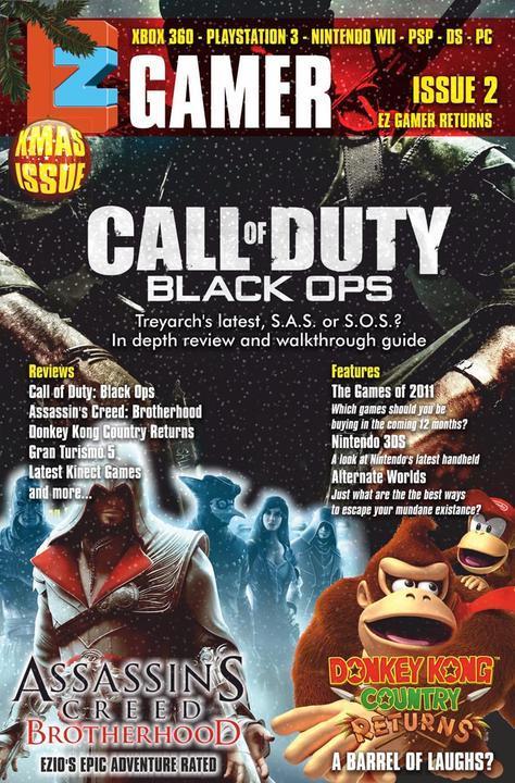 EZ Gamer Issue 2