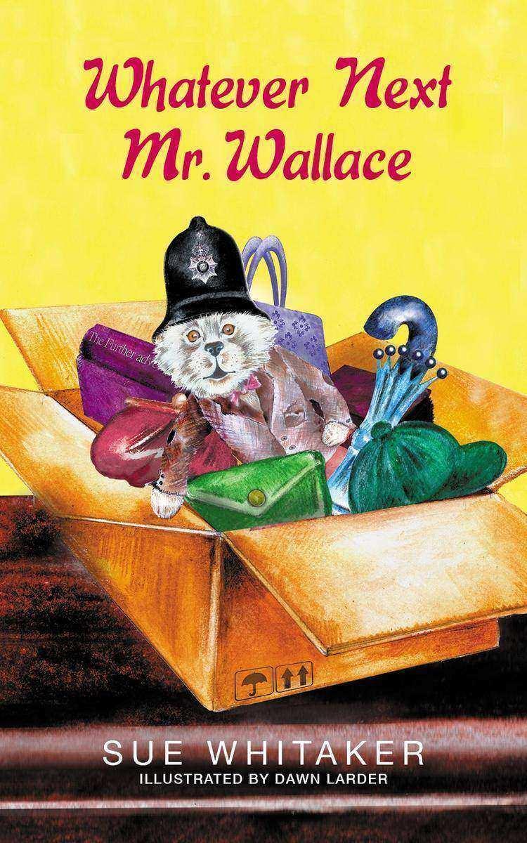 Whatever Next Mr Wallce
