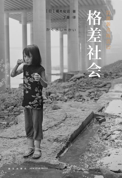 格差社会(岩波新书精选02)研究贫富分化的经典之作,直指现代社会之痛。