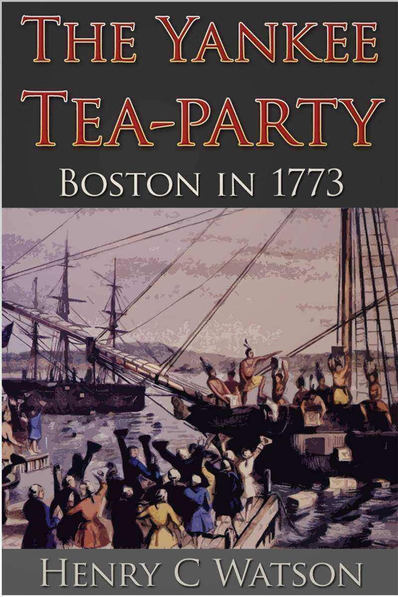 Yankee Tea-Party