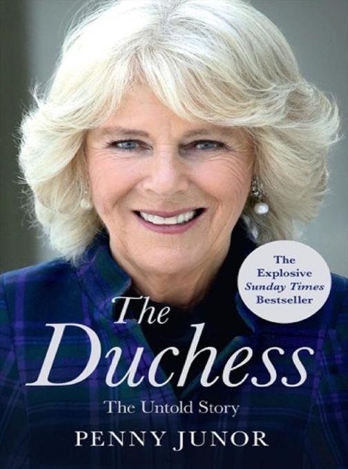 The Duchess: The Untold Story – the explosive biography, as seen in the Daily Ma