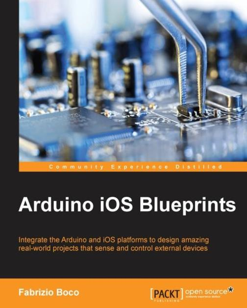 Arduino iOS Blueprints