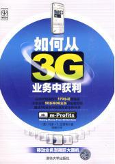 如何从3G业务中获利(试读本)