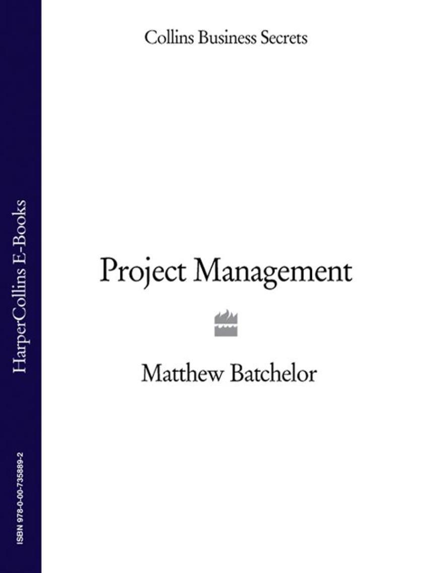 Project Management (Collins Business Secrets)
