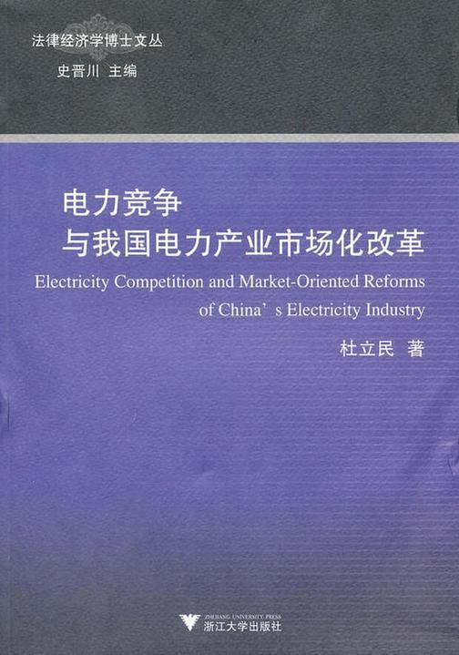 电力竞争与我国电力产业市场化改革