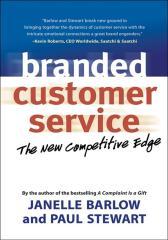 Branded Customer Service品牌化的客户服务