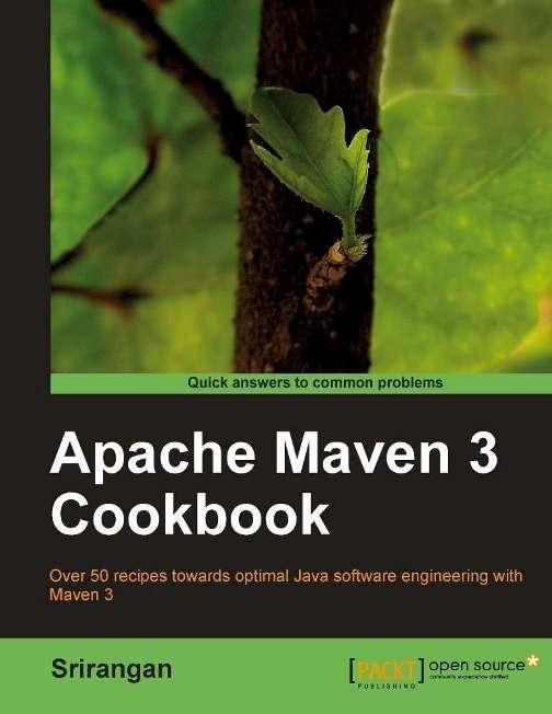 Apache Maven 3 Cookbook