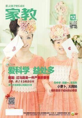 家教2013-12(电子杂志)(仅适用PC阅读)