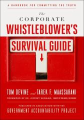 The Corporate Whistleblower's Survival Guide企业告密者生存手册