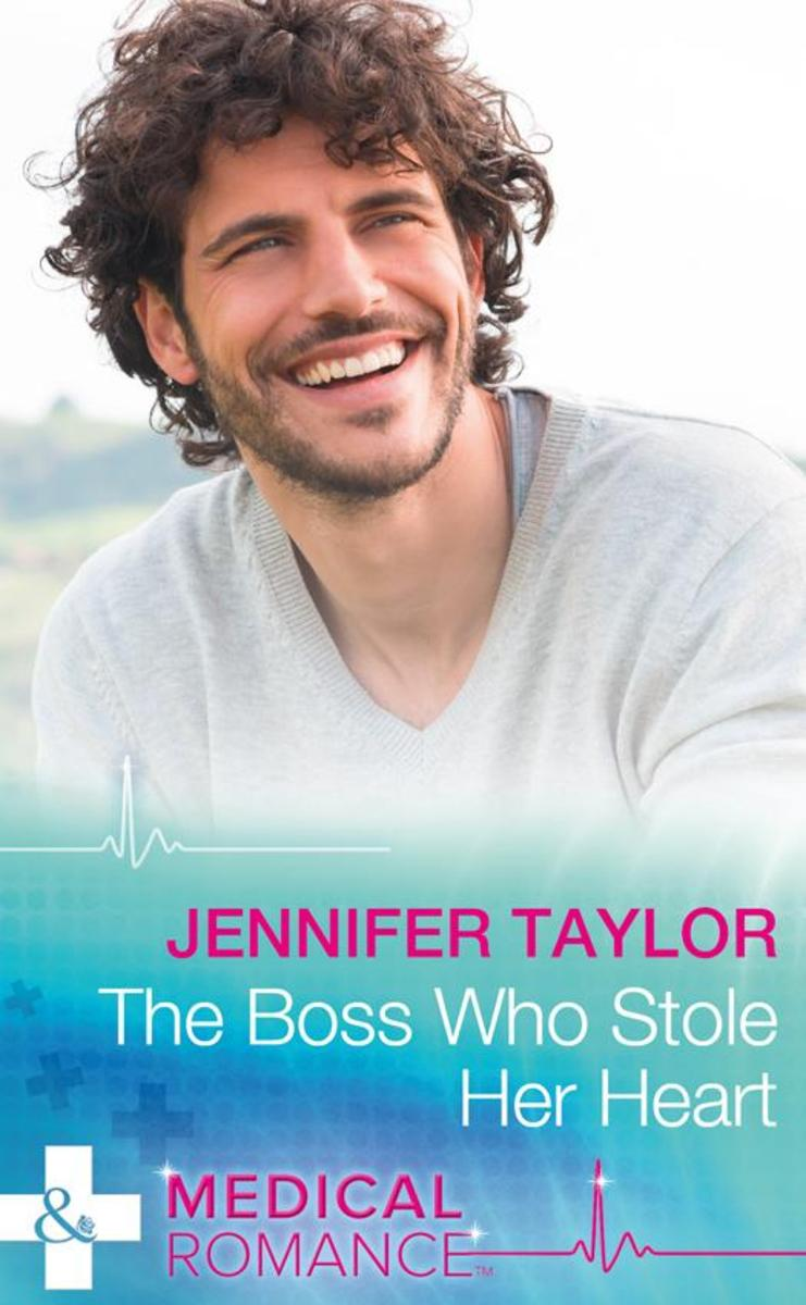 The Boss Who Stole Her Heart (Mills & Boon Medical) (The Larches Practice, Book
