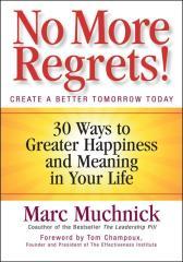 No More Regrets!再也不后悔!