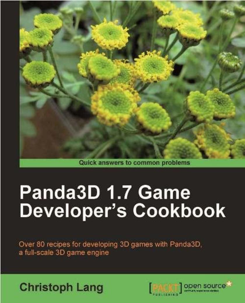 Panda3d 1.7 Game Developers Cookbook