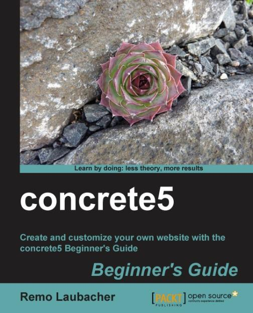 concrete5 Beginners Guide