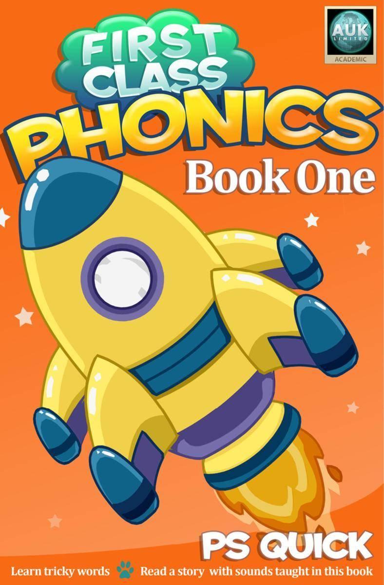 First Class Phonics - Book 1