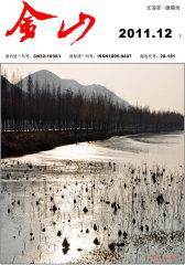 金山·下半月 月刊 2011年12期(电子杂志)(仅适用PC阅读)