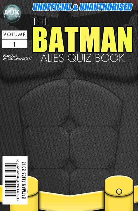Batman Allies Quiz Book