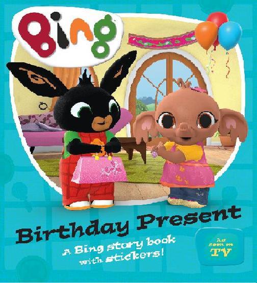 Birthday Present (Bing)