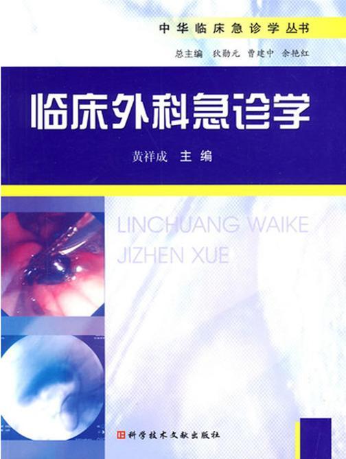 临床外科急诊学(仅适用PC阅读)