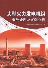 大型火力发电机组事故处理及案例分析