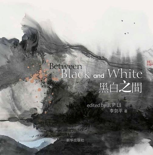 黑白之间:李剑平水墨陶瓷作品集