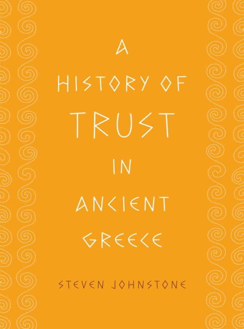 History of Trust in Ancient Greece