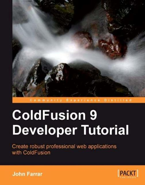 ColdFusion 9 Developer Tutorial