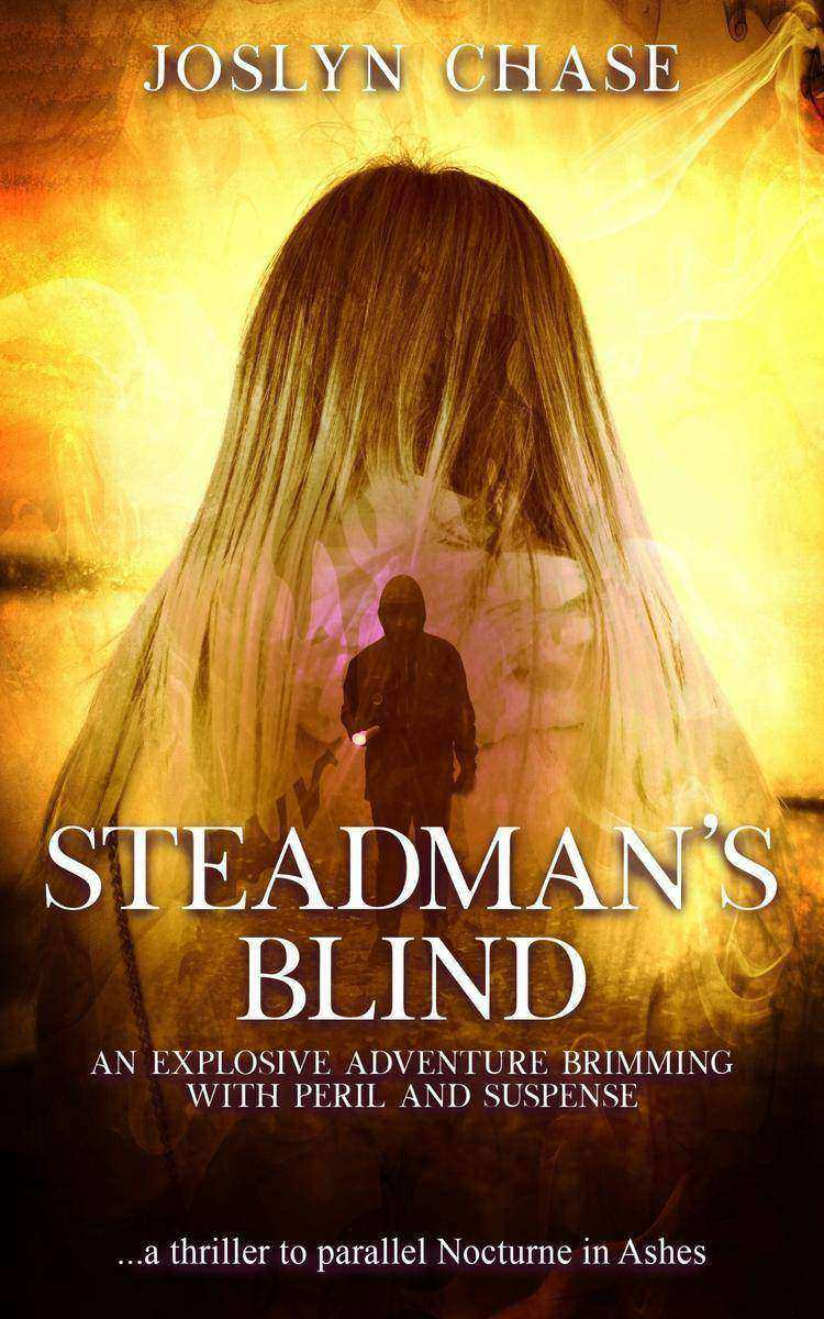 Steadman's Blind: An explosive adventure brimming with peril and suspense